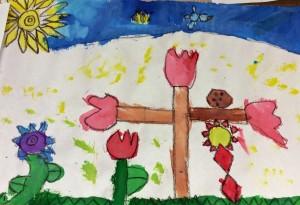 Flower Art - Watercolor1